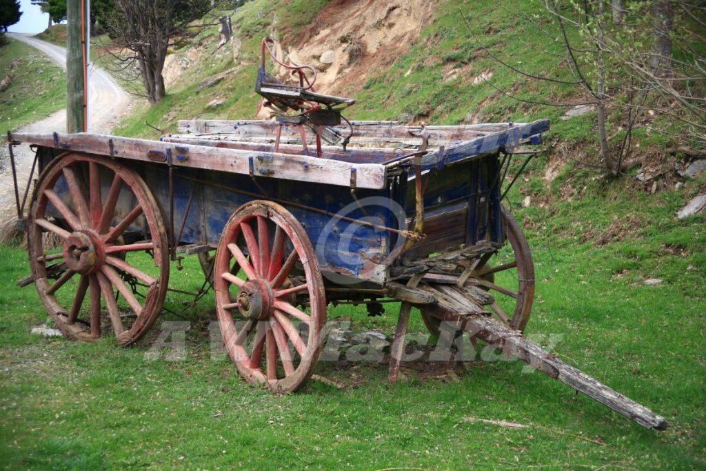 Ye Olde Wagon
