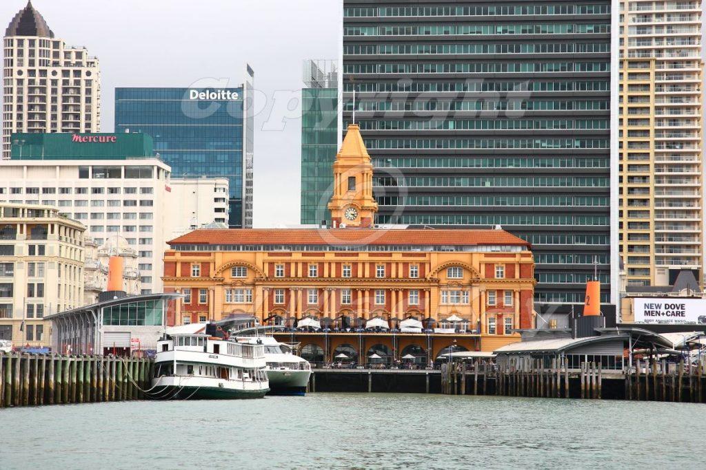 Auckland Ferry Building II