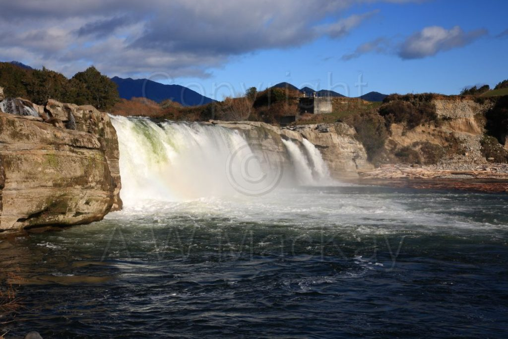 Maruia Falls II